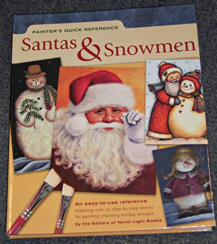 Santas & Snowmen (Painter's Quick Reference): F & W