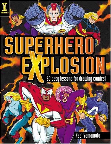 9781581806526: Superhero Explosion