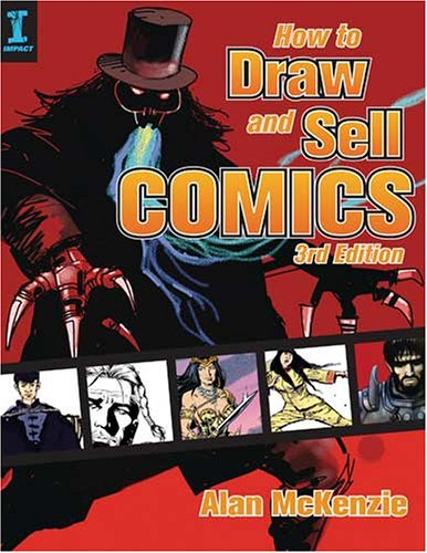 9781581807165: How to Draw and sell Comics