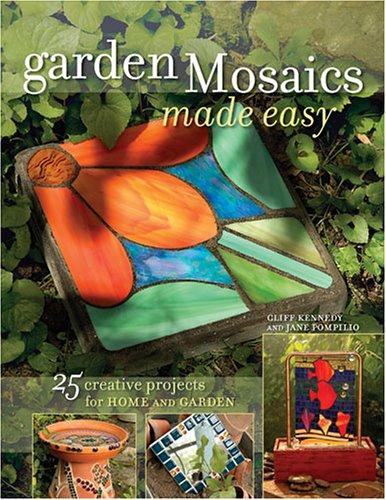 9781581807202: Garden Mosaics Made Easy