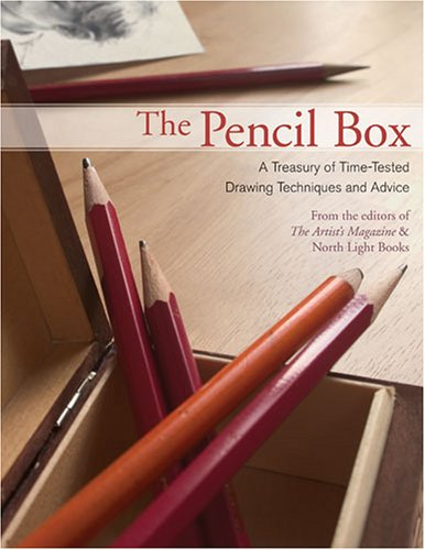 9781581807295: The Pencil Box: A Treasury of Time-Tested Drawing Techniques and Advice