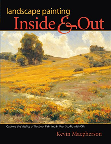 Landscape Lighting Book : Landscape painting inside and out capture the vitality of