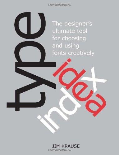 Type Idea Index: Jim Krause