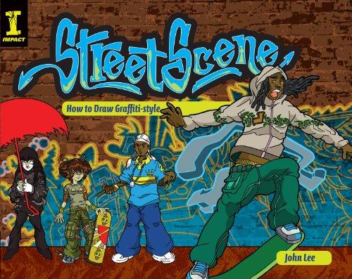 9781581808476: Street Scene: How To Draw Graffiti-Style