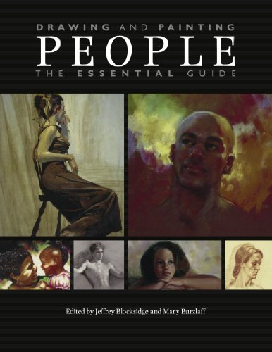 9781581809817: Drawing and Painting People: The Essential Guide