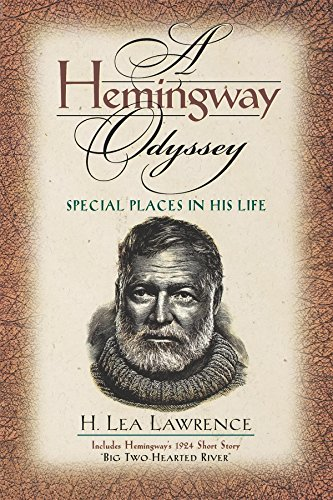 9781581820249: A Hemingway Odyssey: Special Places in His Life