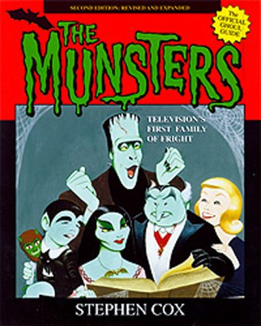 """9781581821420: The """"Munsters"""": Television's First Family of Fright"""