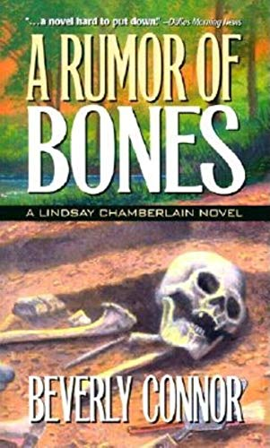 A Rumor of Bones (Lindsay Chamberlain Mysteries): Beverly Connor