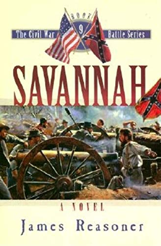 9781581823288: Savannah (The Civil War Battle Series, Book 9)
