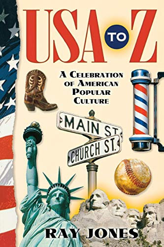 9781581823974: USA to Z: A Celebration of American Popular Culture