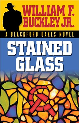 9781581824629: Stained Glass (Blackford Oakes Novel)