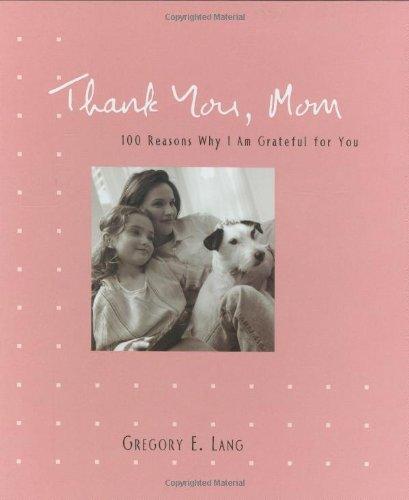 9781581825992: Thank You, Mom