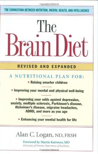 9781581826005: The Brain Diet Revised