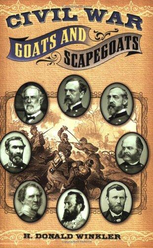 9781581826319: Civil War Goats & Scapegoats