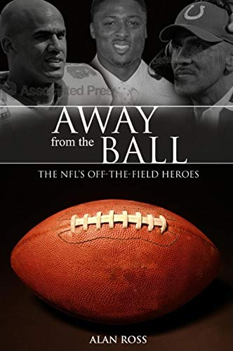 9781581826548: Away from the Ball: The Nfl's Off-The-Field Heroes