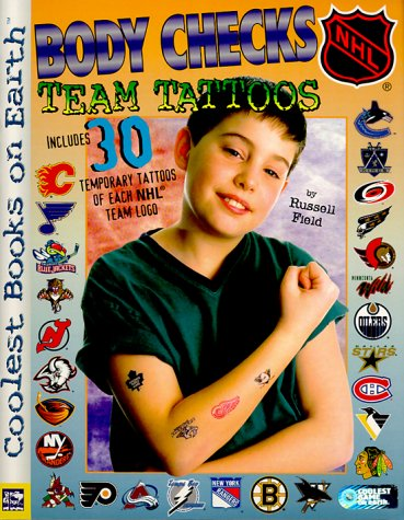 9781581840346: Body Checks : Team Tattoos (NHL Hockey)