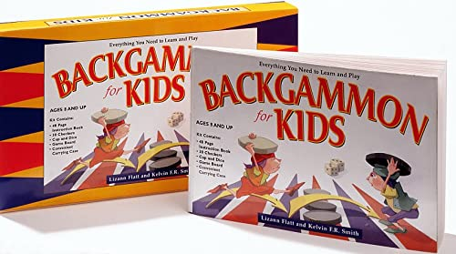 9781581840513: Backgammon for Kids