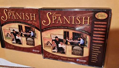 Learn Spanish Your Way the Comprehensive System
