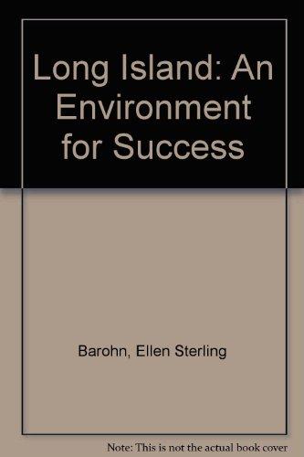 9781581920352: Long Island: An Environment for Success