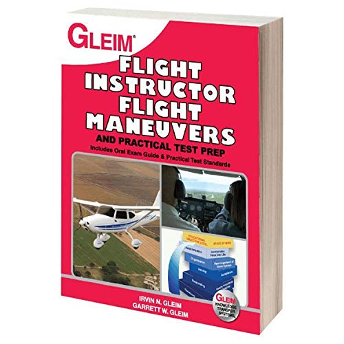 9781581942415: Flight Instructor Flight Maneuvers and Practical Test Prep