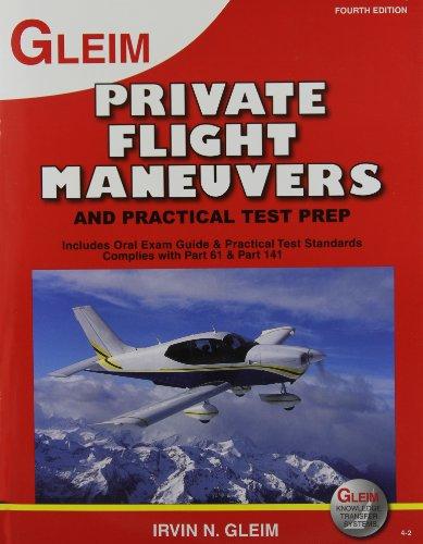 9781581942552: Private Pilot Flight Maneuvers and Practical Test Prep