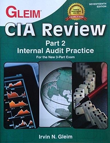 9781581943757: CIA Part 2: Internal Audit Practice, 17th Ed. - New 3-part Exam