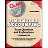 9781581944259: Financial Accounting: Exam Questions and Explanations
