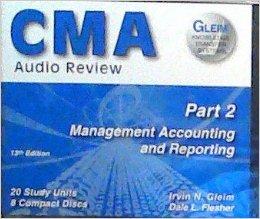 CMA Review Part 2