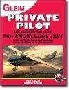 9781581947779: Private Pilot and Recreational Pilot FAA Knowledge Test 2010: For the FAA Computer-based Pilot Knowledge Test