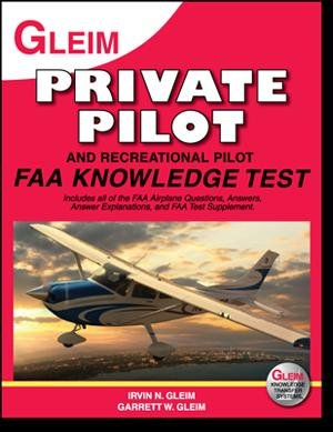 9781581948721: Private Pilot and Recreational Pilot FAA Knowledge Test 2010: For the FAA Computer-Based Pilot Knowledge Test