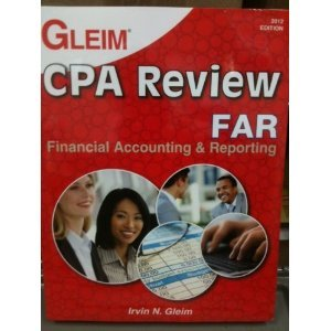 9781581949544: Cpa Review Financial 2012 Ed T