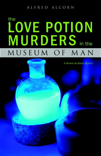 The Love Potion Murders in the Museum: Alcorn, Alfred