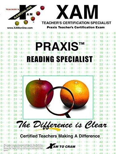 Praxis Reading Specialist: Rose Reissman; Editor-Xamonline