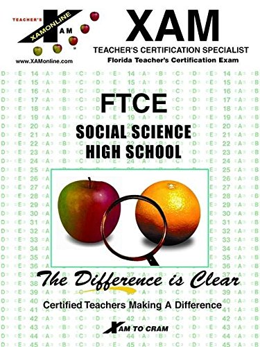 9781581970746: MTTC Social Science High School