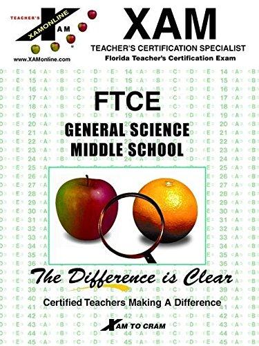 Ftce General Science Middle School: Benson, Kelly, Slygh, Lynn, Ellis, Jenny, Xamonline