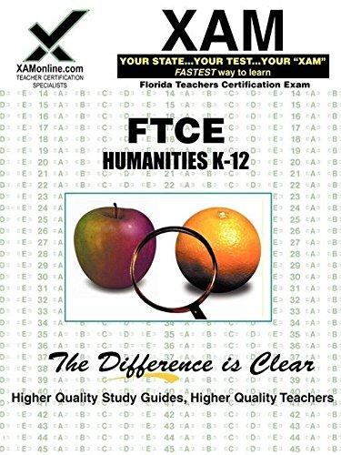 9781581970890: Ftce Humanities