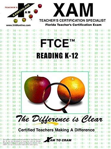 9781581970982: Ftce Reading K-12