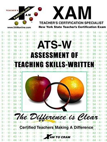 9781581971279: NYSTCE - ATS-W Assessment of Teaching Skills Written