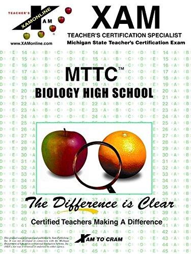 MTTC - Biology - Highschool (XAM MTTC): Xamonline
