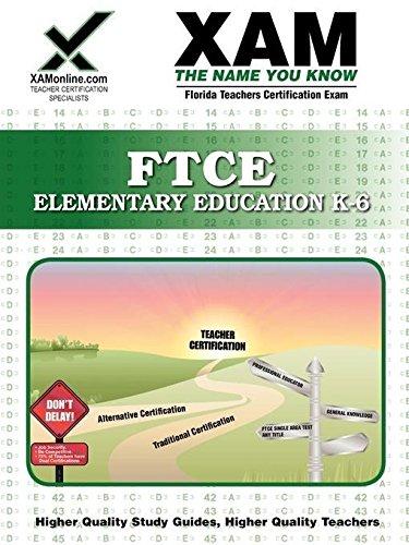 FTCE Elementary Education K-6 (XAM FTCE): Wynne, Sharon