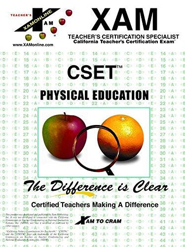 CSET Physical Education