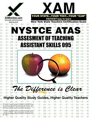 9781581978674: NYSTCE ATAS Assessment of Teaching Assistant Skills 095