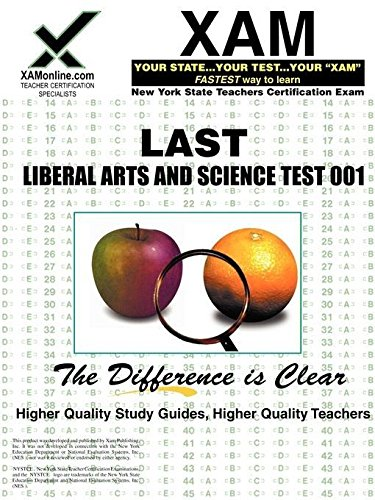 NYSTCE Last Liberal Arts and Science Test: Wynne, Sharon