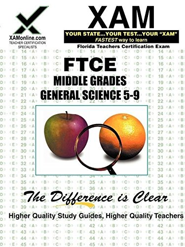 FTCE Middle Grades General Science 5-9: Sharon Wynne