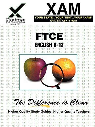 9781581979152: FTCE English 6-12 (XAM FTCE)
