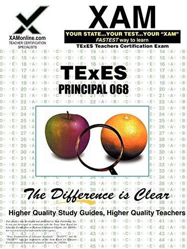 9781581979282: TExES Principal 068