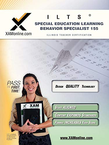 9781581979756: ILTS Special Education Learning Behavior Specialist I 155