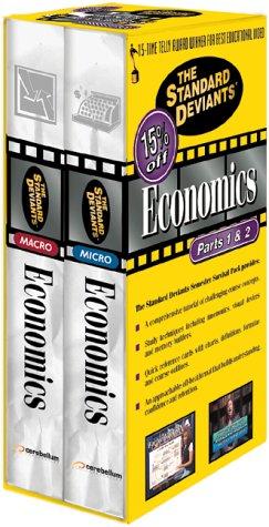 9781581980479: The Standard Deviants - Economics, Parts 1 & 2 (Macro & Micro) [VHS]