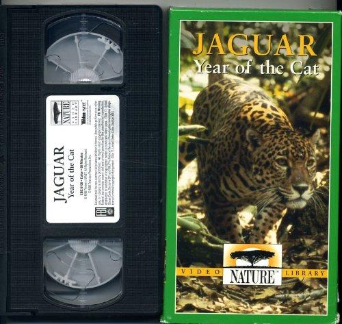 9781581991086: Nature:Jaguar Year of the Cat [VHS]