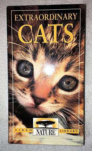 9781581991246: PBS Nature Library: Extraordinary Cats [VHS]